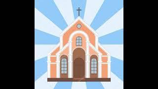 """Воскресная школа 23 мая 2021 года. Тема занятия-Рождение церкви. Церковь ЕХБ """"Преображение"""" г.Сарань"""