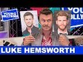 Westworld's Luke Hemsworth Plays Who's Most Likely To: Hemsworth Brothers Edition!