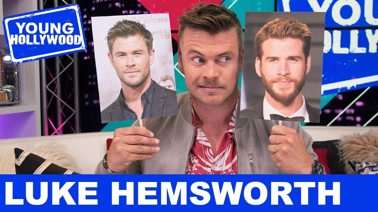 westworld s luke hemsworth plays who s most likely to hemsworth