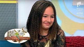 """Alexia, prima piesă la doar 11 ani: """"Când o să fiu mare vreau să fiu medic veterinar, dar și artist"""""""