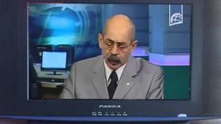 Serrano llora enla declaracion del Gobierno de Cuba sobre la muerte de Hugo Chavez