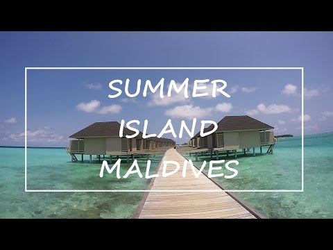 Summer Island Maldives | GoPro Holiday | Malediven