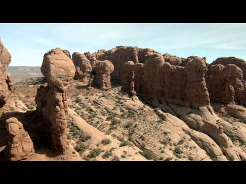 Octocopter Tour of the Moab