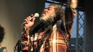 Johnny Clarke & Soothsayers - Live @ Bristol Vegfest 2012 - Declaration Of Rights