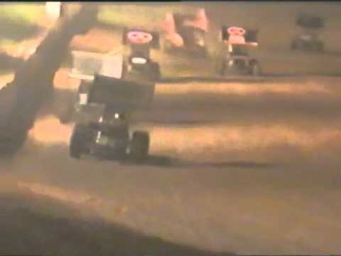 Clinton County Speedway Raceway Leon Peasley Career Feature #14