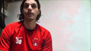 "Eldin Jakupovic: ""I Am So Happy At Leyton Orient"""
