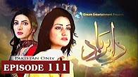 Dil-e-Barbad - Episode 111 - ARY Zindagi Drama