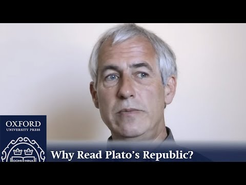 "Why read Plato's ""Republic""?"