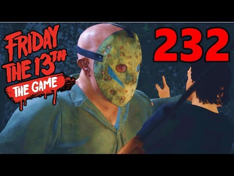 [232] Jason Stop It! I Just Want To Use The Radio!!! (Let's Play Friday The 13th The Game)