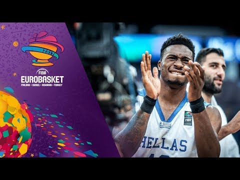 Ευρωμπάσκετ 2017: Δείτε το Top-5 της 7ης ημέρας με τον Θανάση Αντετοκούνμπο να βρίσκεται στην 5η θέση