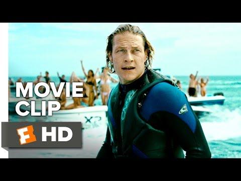 Point Break Movie CLIP - Let's Go! (2015) -  Teresa Palmer, Luke Bracey Movie HD