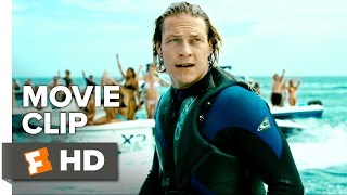 Point Break Movie CLIP - Let's Go! (2015) -  Teresa Palmer, Luke Bracey Movie HD
