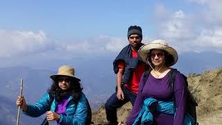 Trek to Sandakphu, March 2017, Adventure Sports club IIT Kanpur