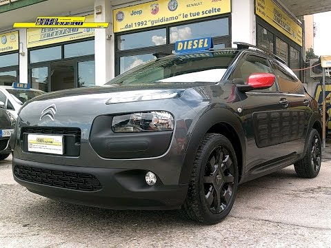 citroen c4 cactus 1 6 92cv e hdi etg6 shine edition youtube. Black Bedroom Furniture Sets. Home Design Ideas