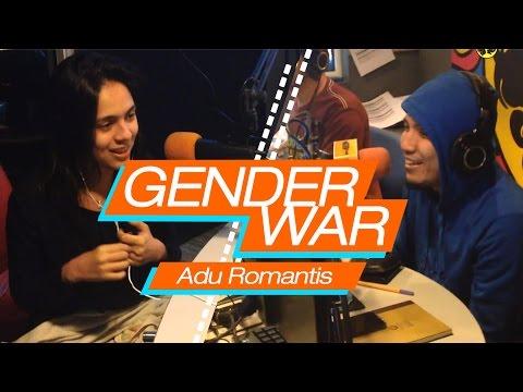 DGITM #GenderWar - Adu Romantis