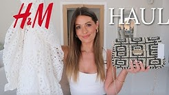 NEW IN H&M | TRY ON HAUL | SPRING SUMMER 2020