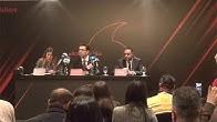 مؤتمر صحفي يكشف تفاصيل صفقة فودافون وSTC