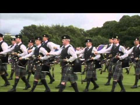 European Pipe Band Championships 2012 Part 4