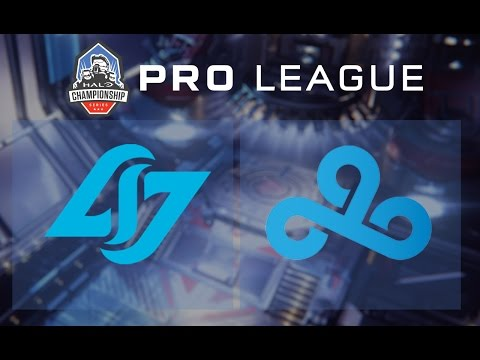 WB Round 1 - Counter Logic Gaming vs. Cloud9 - HCS Pro League