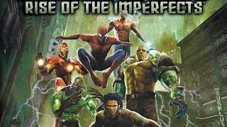 Marvel Nemesis: Rise of the Imperfects PS2 con Logan Parte 1