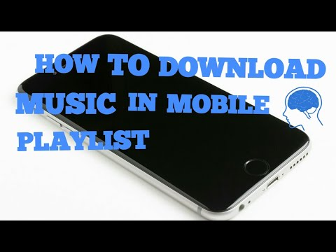 how-to-download-music-in-mobile-playlist
