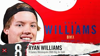 RYAN WILLIAMS: #8 | X Games 2019 Top 10 Moments