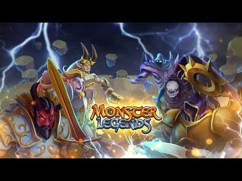 Best Monster In Monster Legends 2019 Top 15 Extremely Powerful Monsters in Monster Legends (2019)   YouTube