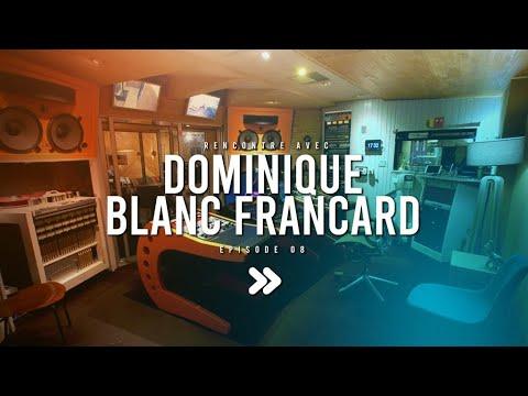 Rencontre avec Dominique Blanc Francard au Labomatic Studio
