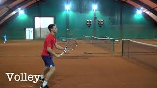 Pavle Drobnjaković - College Tennis Recruiting Fall 2018