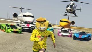 TODOS CONTRA MI! MEGA ÉPICO!! - GTA V ONLINE - GTA 5 ONLINE