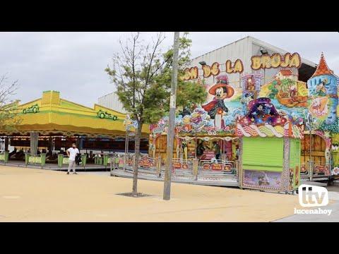VÍDEO: Todo preparado para el inicio de la Feria de la Primavera en Lucena. Te lo contamos aquí.