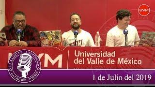 Regresa Chumel - Desde la UVM Querétaro - La Radio de la República