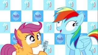 Repeat youtube video Pony Heaven: Rainbow Dash Interview