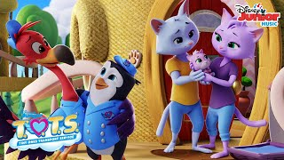 Theme Song 🎶 | T.O.T.S.  | Disney Junior