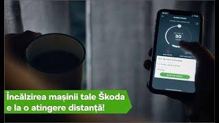 Încălzirea staționară online ŠKODA