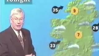 Funny Irish weather report for Hurricane Ophelia