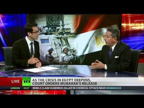 EU blocks weapons sales to Egypt