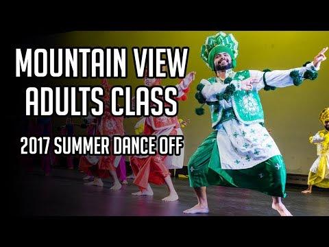 Mountain View Adults Class - 2017 Summer Dance Off