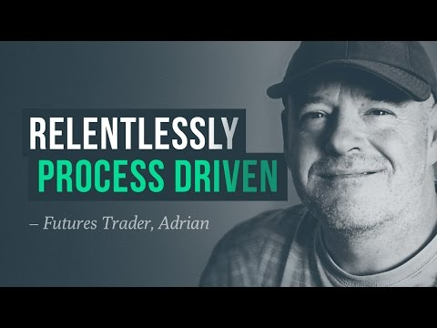 How to be a relentlessly process driven trader – Adrian, @AdeyF69