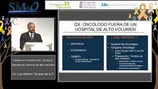 SARCOMAS Impacto en el tratamiento de sarcomas de tejidos blandos en centros de alto SMEO 2017