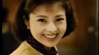NTT ハウディフェア ホームテレホン 沢口靖子 1989年.