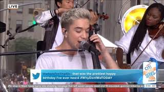 "Why Don't We ""What Am I"" Live Concert Performance September 2, 2019 HD 1080p"