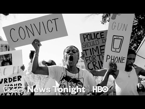 Sacramento Police Shooting & Russian Mall Fire: VICE News Tonight Full Episode (HBO)