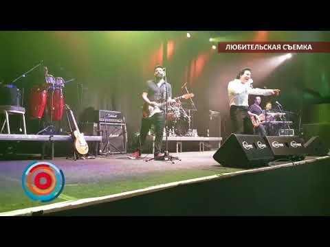 Армянского короля иранской поп-музыки встретили в Москве овациями