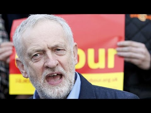 'I want a fairer Europe,' British Labour leader Jeremy Corbyn tells euronews