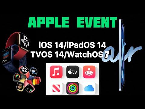 Презентация 15.09.2020 Apple Event 2020 Эпл Эвент 2020 - iApple Expert