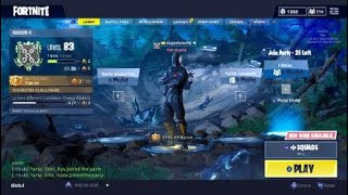 How to add recent players on fortnite both xbox&PS4