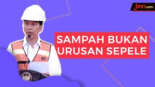 Presiden Jokowi Resmikan TPA Banjarbakula - JPNN.com