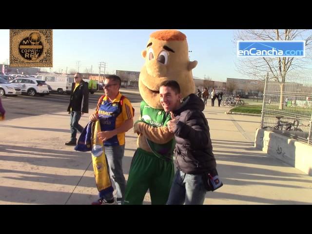 Copa del Rey�17 Desde las Gradas Videoblog II