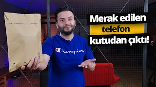 6.000 mAh bataryalı Samsung Galaxy M31 kutudan çıkıyor! (POWERBANK GİBİ TELEFON)